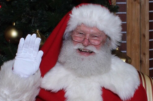 Santa for hire Maryland and DC