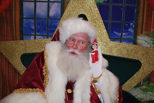 Santa for hire DC